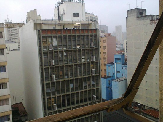 Hotel Jaguar : vista