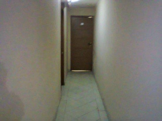 Hotel Jaguar : corredor