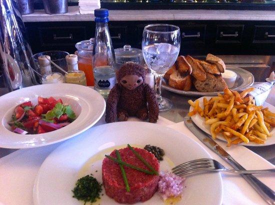 Brasserie M&R: Тартар