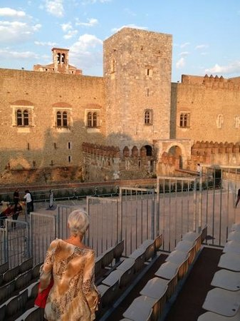 myperpignan : the castle