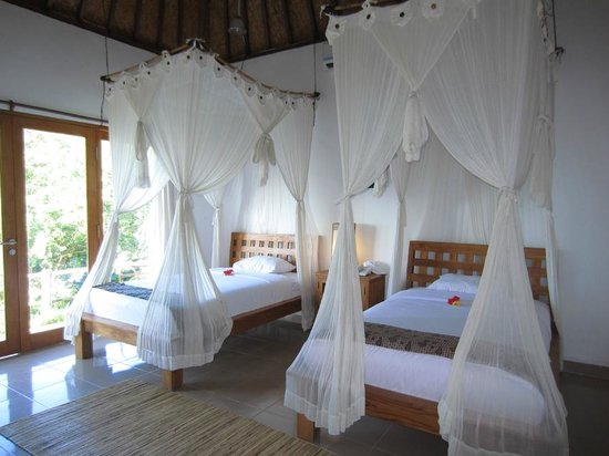 Lembongan Cliff Villas: Bedroom 2