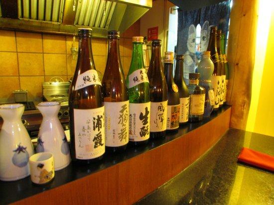 Doraku Japanese Cuisine: SAKE SUZUKI RESTAURANT HALIFAX