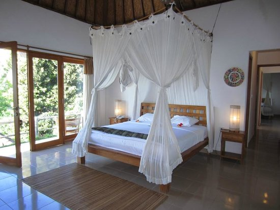 Lembongan Cliff Villas: Bedroom 1