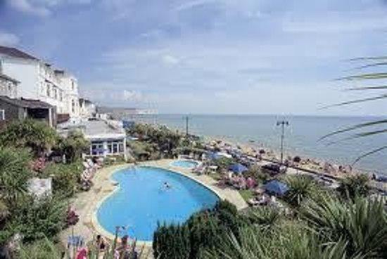 The Ocean Hotel: Outside Pool