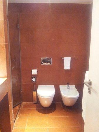 Hotel Gabbani : Bad