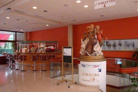 Danubius Hotel Flamenco - Budapest : Bar in der Lobby