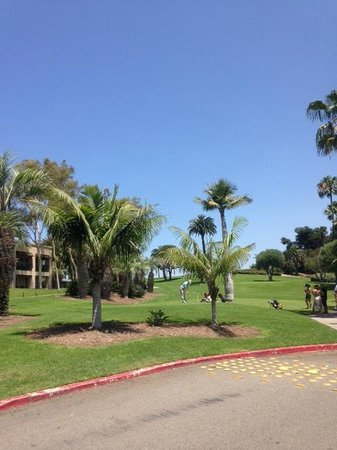 Hyatt Regency Newport Beach: golf course