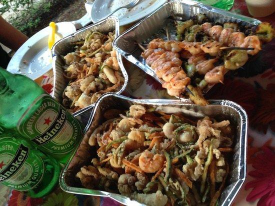 Punta Marina Terme, Italien: Pesce d'asporto -ristorante
