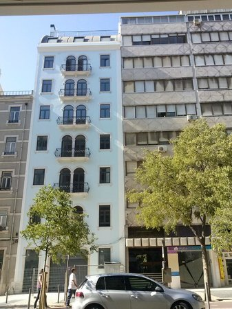 Hotel picture of hotel real parque lisbon tripadvisor - Hotel parque real ...