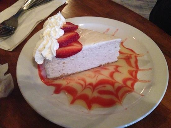 Phantom Canyon Brewing Co : Strawberry cheesecake
