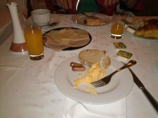 Hotel Real Parque: Dining