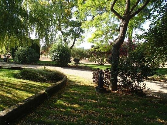 Sa Torre de Santa Eugenia : gardens