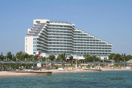 Venosa Beach Resort & Spa (taken from the watersports jetty)