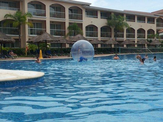Picture Of Sandos Playacar Beach Resort