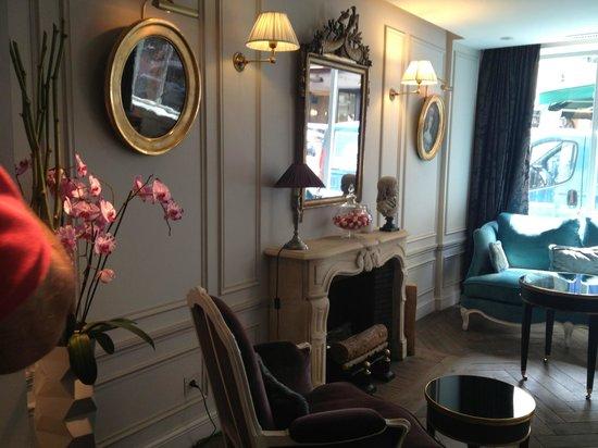 Hotel De Buci by MH : Lobby