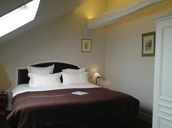 Hotel De Buci by MH : Junior Suite, Room 61 bedroom
