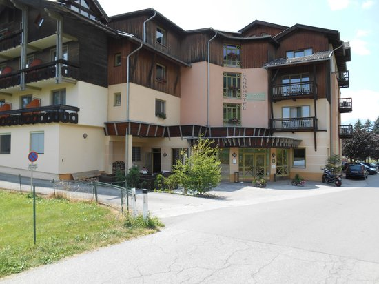 Hotel Laurenzhof: Het hotel
