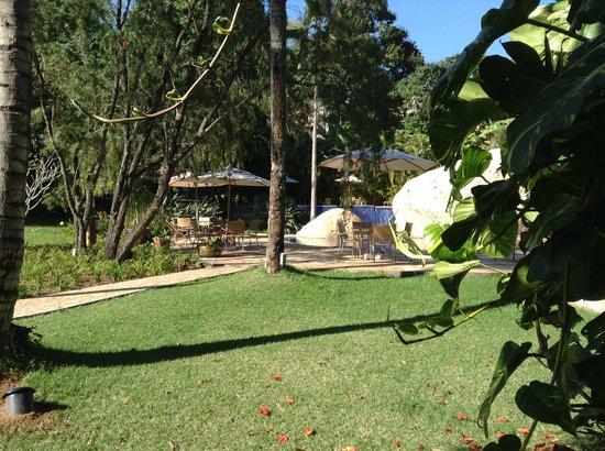 Real Villa Bella Hotel: Lindo Jardim