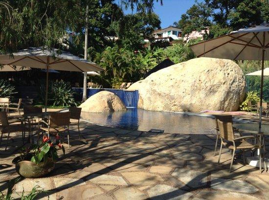 Real Villa Bella Hotel: Piscina