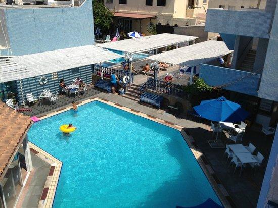 Nereus Hotel: One of 2 Pools