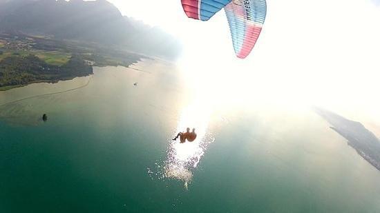 Fly-Xperience: Over Lake Geneva
