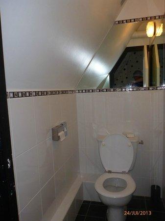 Logis Le Bailliage : WC