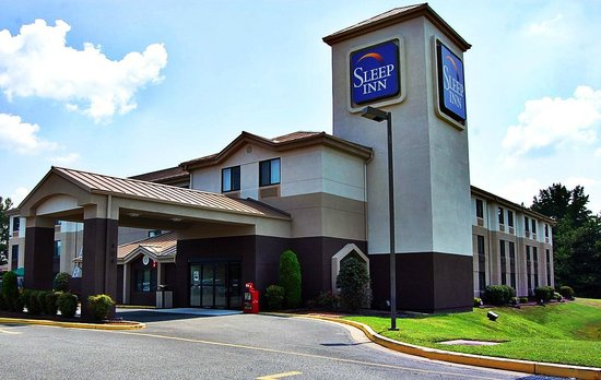 Sleep Inn Salisbury Welcomes You!