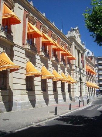 Palacio de la Diputación Provincial