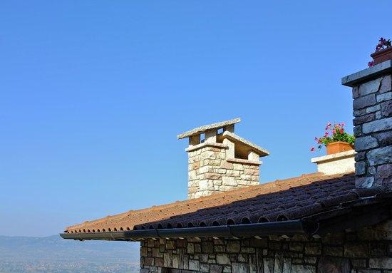 Hotel La Terrazza & SPA: vista da un terrazzino