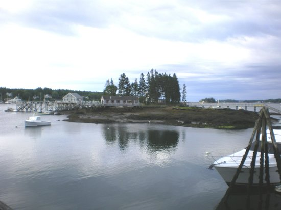 Tugboat Inn : the view from our room