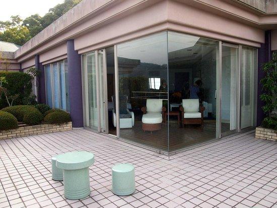 Hoshino Resorts RISONARE Atami: テラス