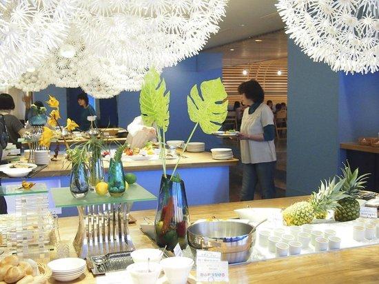Hoshino Resorts RISONARE Atami: 朝食「もぐもぐ」