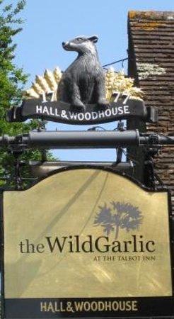 The Wild Garlic at The Talbot: Wild Garlic, Iwerne Minster