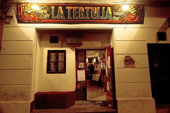 La Tertulia