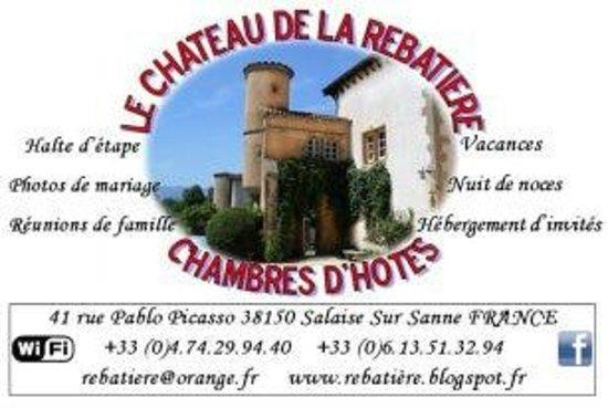 Le Chateau de la Rebatiere