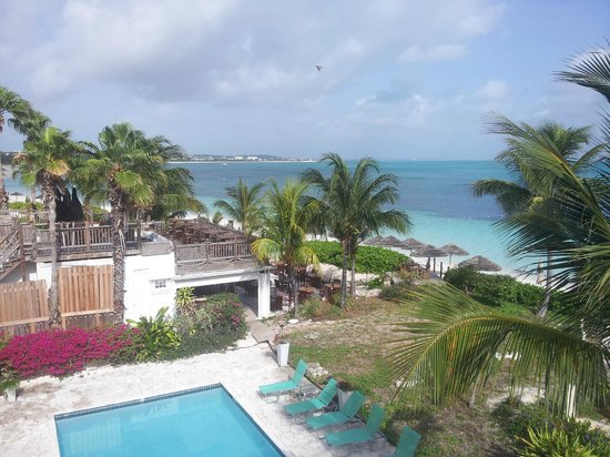 Coral Gardens Developers Own Penthouse Grace Bay