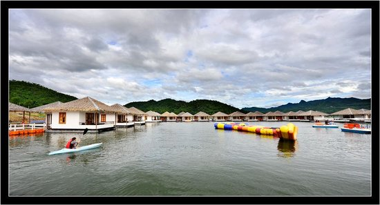 Lake Heaven Resort and Park: Le Lac