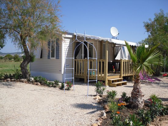 Camping Les Pins Maritimes : lovely location