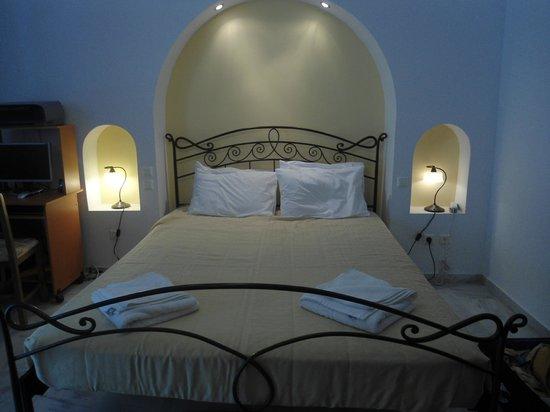 Hermes Hotel : our lovely room