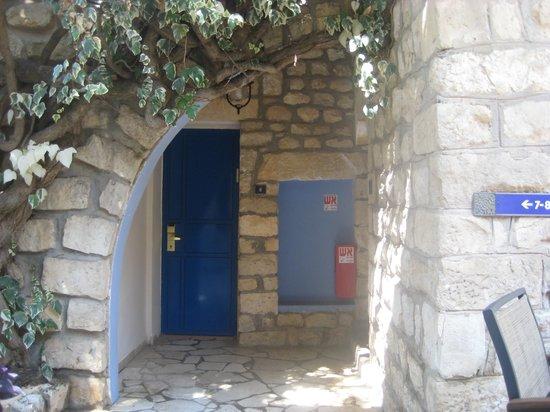 Ruth Rimonim: One of the rooms