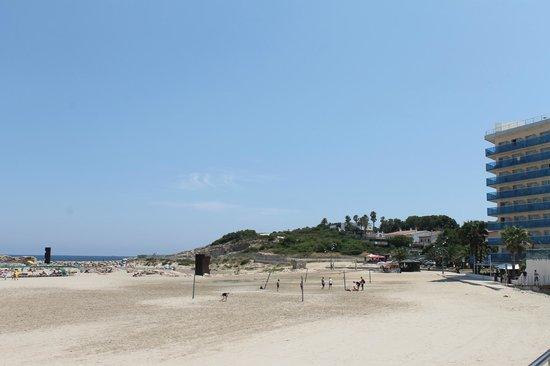 Hotel Best Sol D'Or: nearest beach