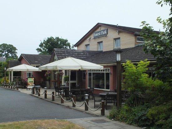 Premier Inn Leicester Forest East Restaurant