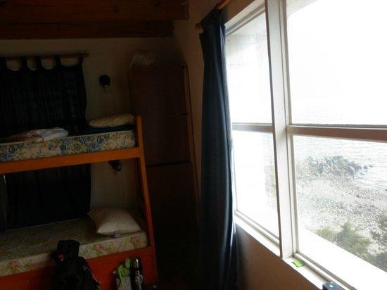 Patanuk Lake Hostel: vista desde la habitacion
