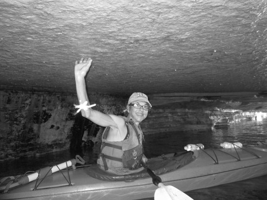 Northern Waters Adventures: In a cave