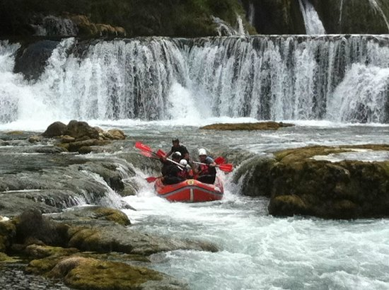 Una RC Kiro Rafting - Day Trips
