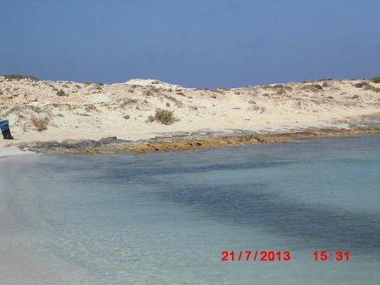 Jaz Oriental Club: dintorni spiaggia