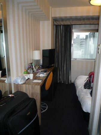 Hotel Villa Fontaine Nihombashi Hakozaki : quarto
