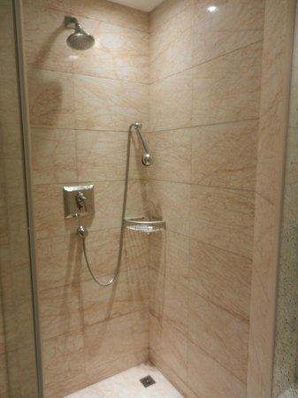 Braim Canal Hotel: shower