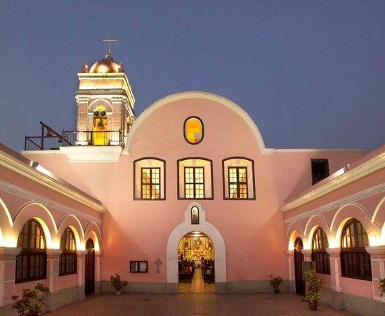 Museo de los Descalzos: Iglesia