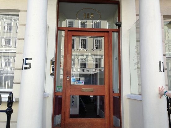 St. George's Pimlico: Hotel